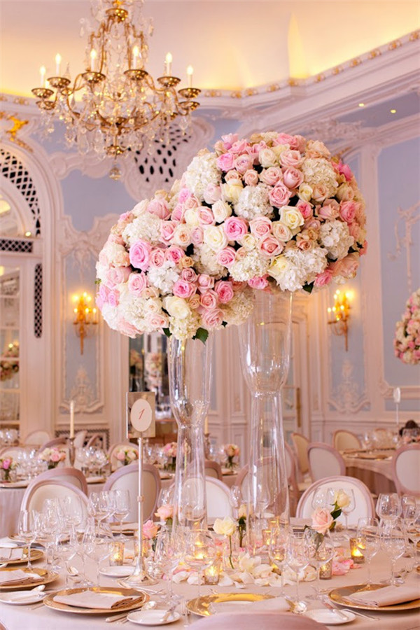 blig-and-tall-pastel-roses-wedding-reception-centerpieces